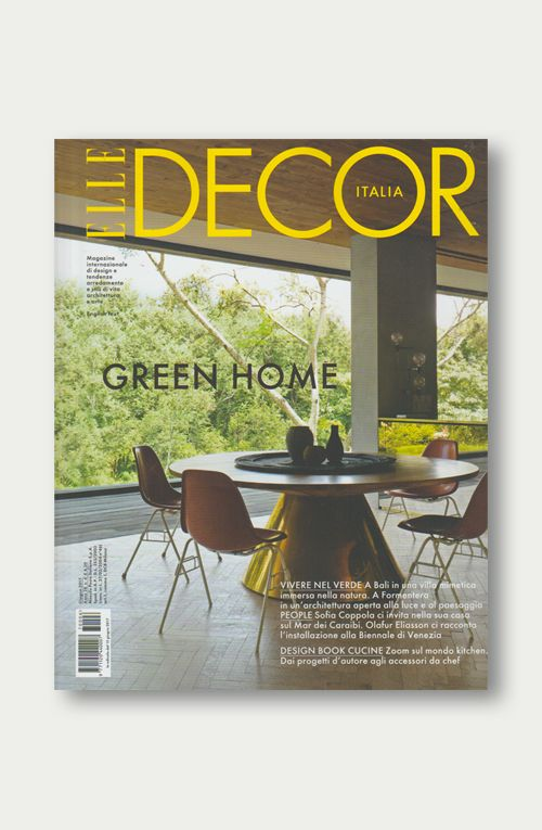 Elle Decor, June 2017