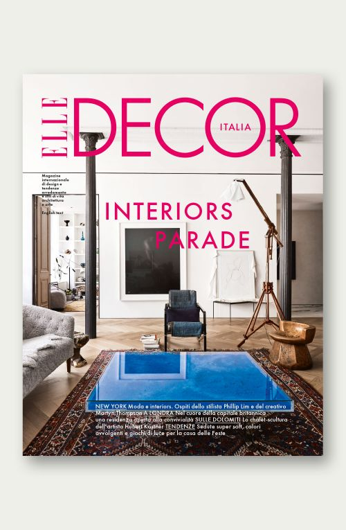 Elle Decor, January 2020