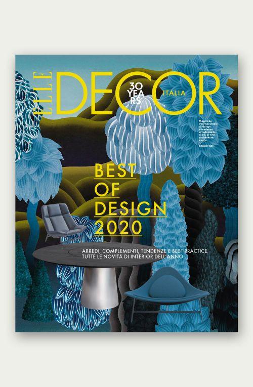 Elle Decor, Settembre 2020