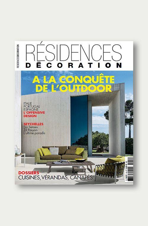 Résidences Décoration, April 2017