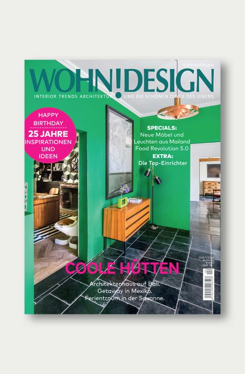 Wohn Design, July 2017
