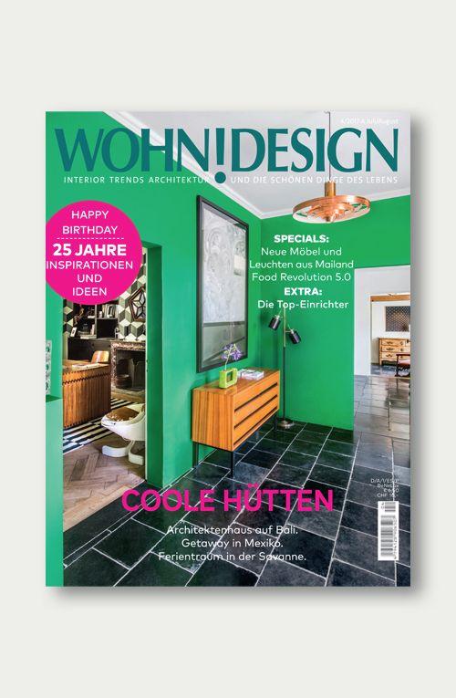Wohn Design, Luglio 2017