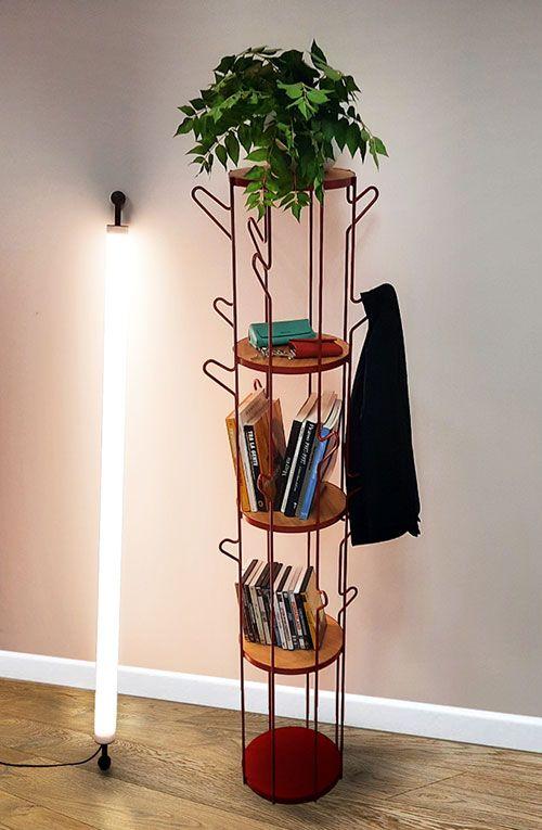 Albero coat hanger in private residence