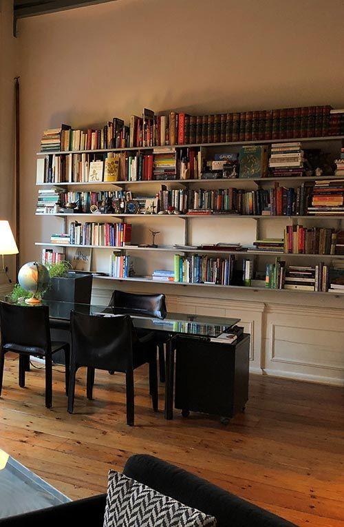 Continua Bookshelf in Utrecht, Centre for Generative Leadership