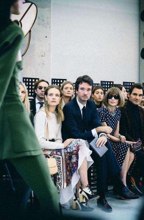 Louis Vuitton Spring Summer 2017 Fashion Show Space